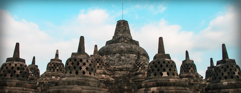 Where to go in Indonesia : Maps - Booking Hotel - History