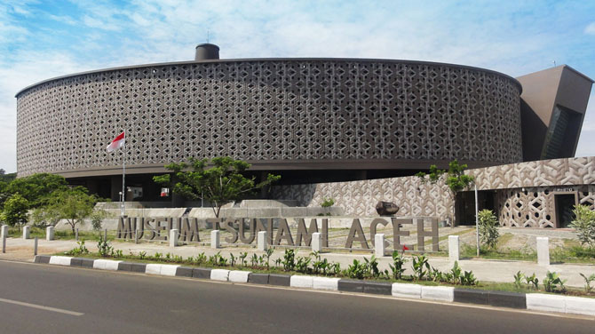 Image result for aceh tsunami museum
