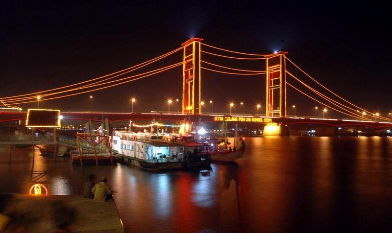Palembang, City Of Million Charm | Visit Indonesia - The ...