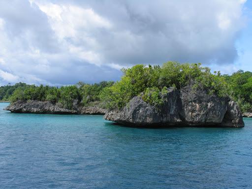 Ici sur Îles Togean