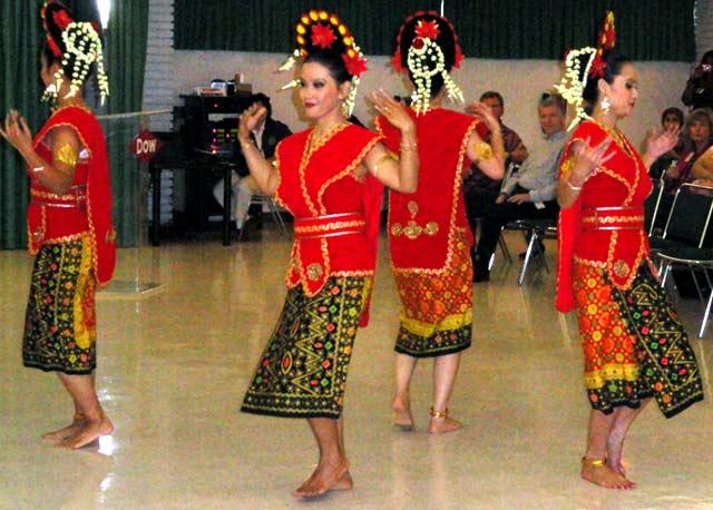 La danse de Yapong