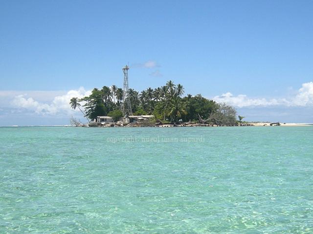L' île Tikus - Bengkulu