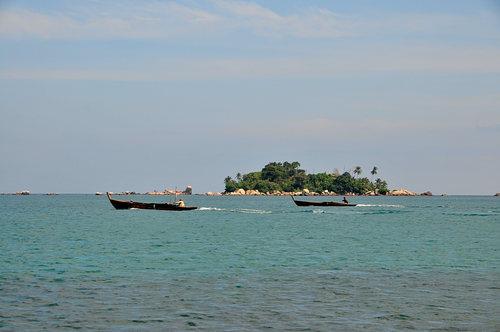 Sentut Island