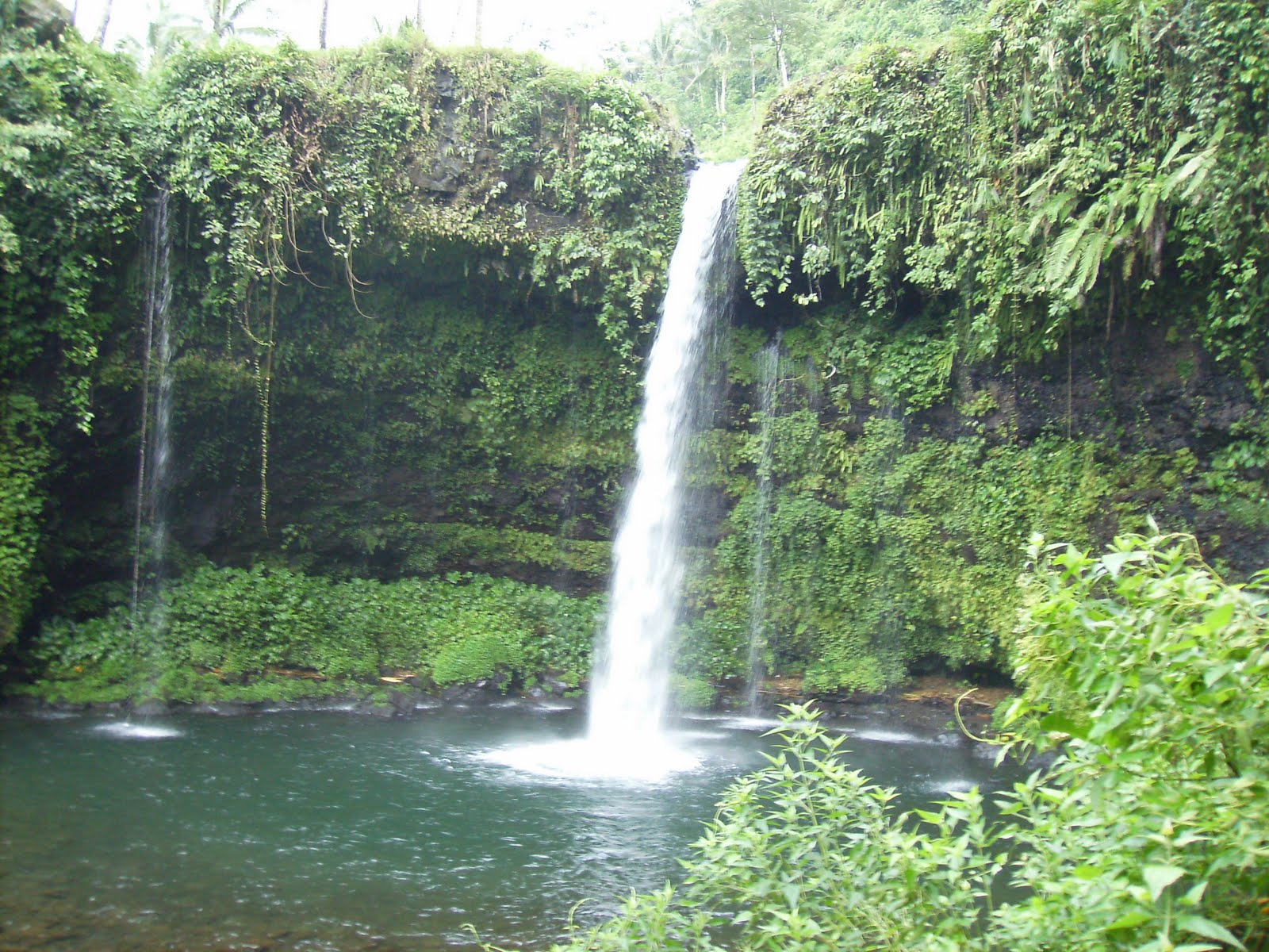 Baturaden Waterfall, Banyumas - Central Java