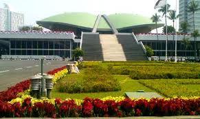 Indonesia Parliament Complex, Jakarta