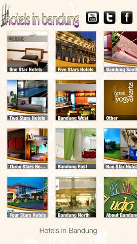 Hôtels à Bandung maintenant sur iPad, iPhone et Android