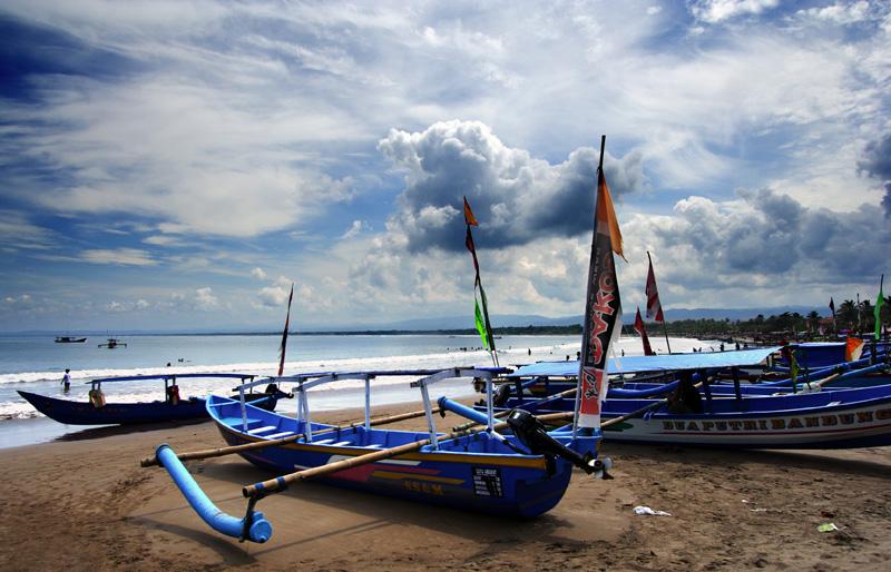 Pangandaran – l'ouest Java