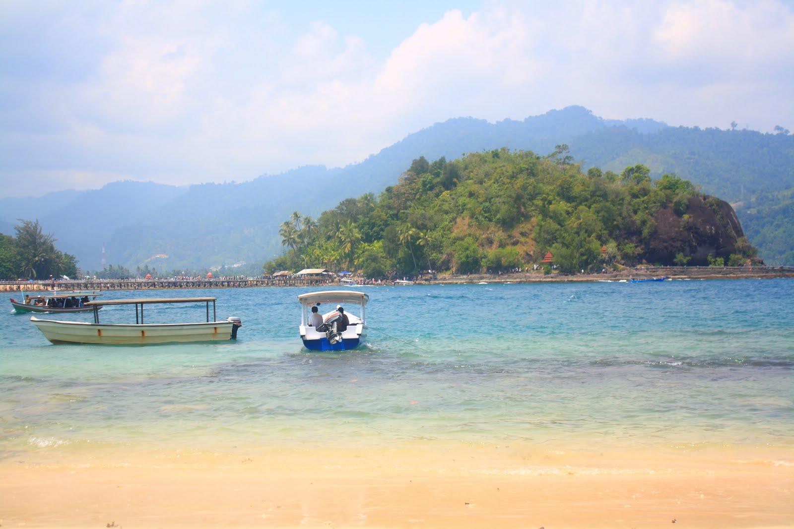 Île Cingkuak, la beauté cachée