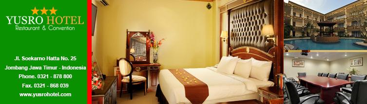 Yusro Hotel & Convention - Jombang, East Java
