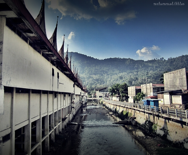 The Old Town Sawahlunto, West Sumatra