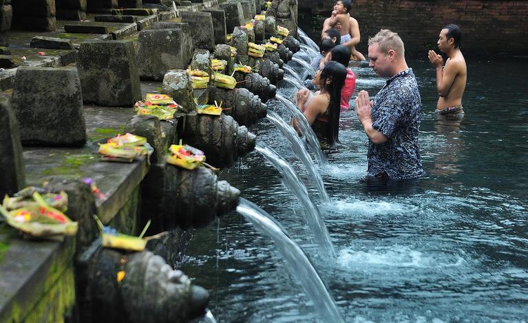 Bali Healing Tours