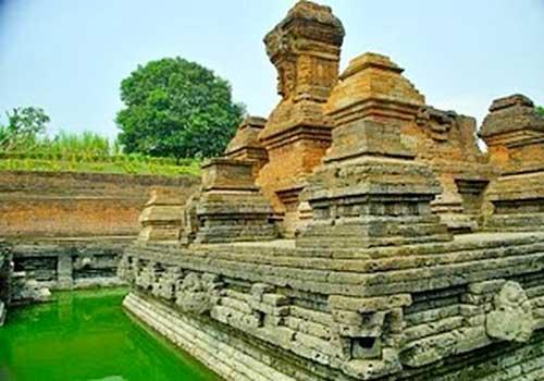 Bumi Ayu Temple, Muara Enim - South Sumatera
