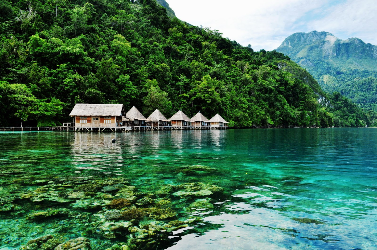 Ora Beach, Where You Can Find Peace In Your Soul - Maluku