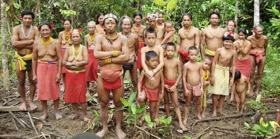 Siberut Island, The Home Of Mentawai Tribe - West Sumatra