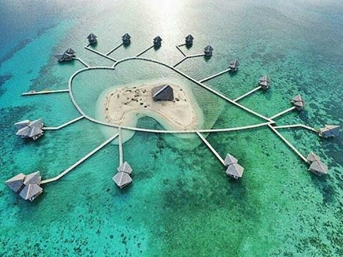 Cinta Island, Tomini Bay, Gorontalo