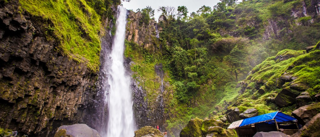 Takapala Waterfall, Gowa