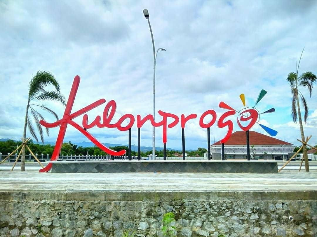 Kulon Progo Regency in Yogyakarta Special Region Province