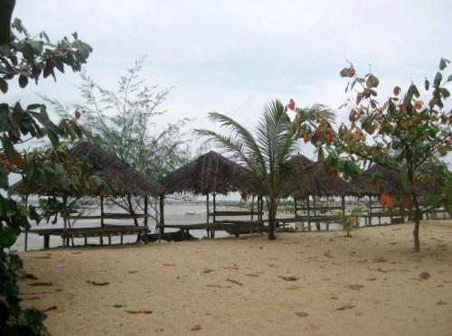 Sakerah Beach in Bintan Regency, Riau Islands Province