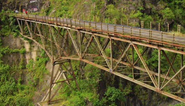 The Legendary Gladak Perak Bridge in Lumajang