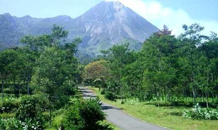 Deles Indah In Klaten Regency Central Java Province