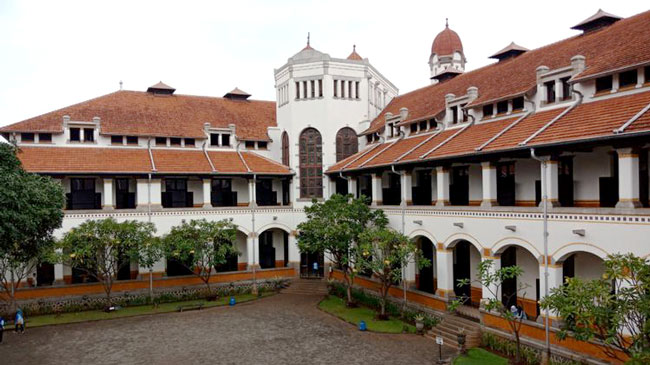 Image result for lawang sewu