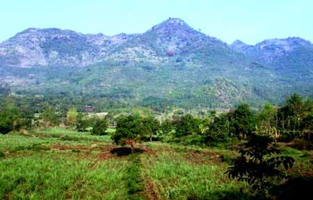 Mount Klotok