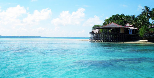 Berau Tourism Derawan Island