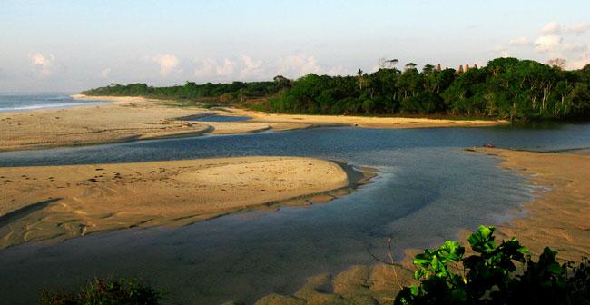 Ratenggaro Beach in Southwest Sumba Regency, East Nusa
