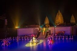 Ramayana Ballet (Open Air Theatre)