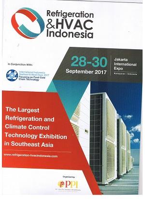 Refrigeration & HVAC Indonesia Jakarta