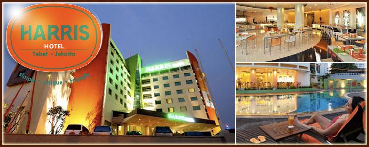 HARRIS Hotel Tebet | Jakarta Hotels