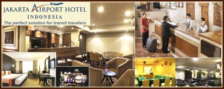 Airport Hotels Jakarta Hotels