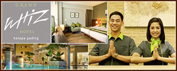 Grand Whiz Hotel Kelapa Gading Jakarta Hotels