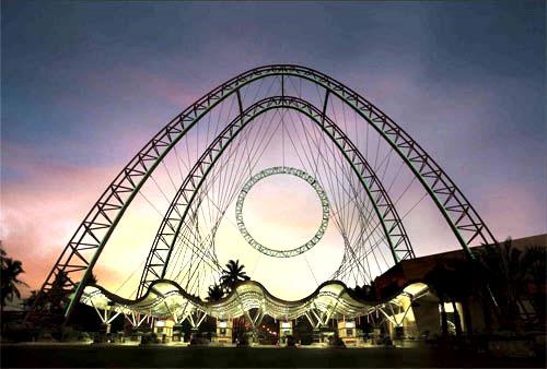 Jaya Ancol Dreamland Taman Impian Jaya Ancol Tourism