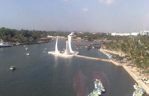 Marina Jaya Ancol Tourism