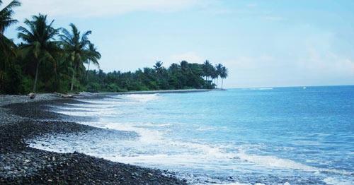 Terbaya Beach Tourism
