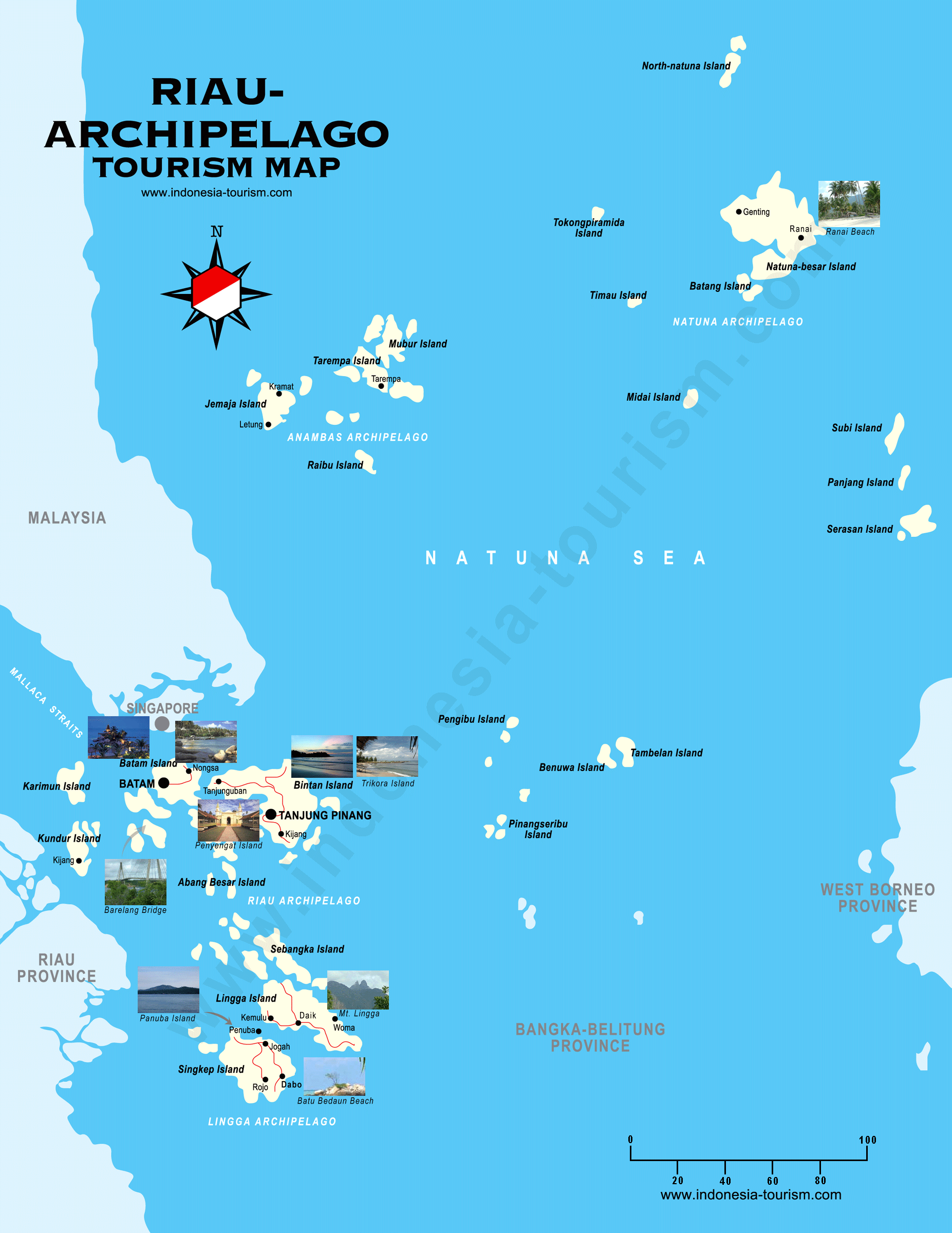 Bintan Island Indonesia  city photo : batam island map bintan island map google map