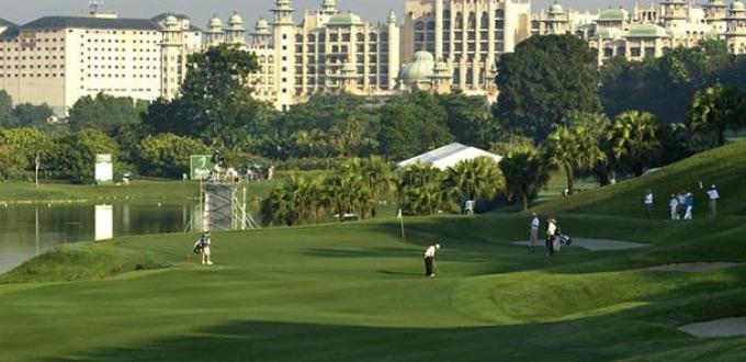Pekanbaru-Golf-Course