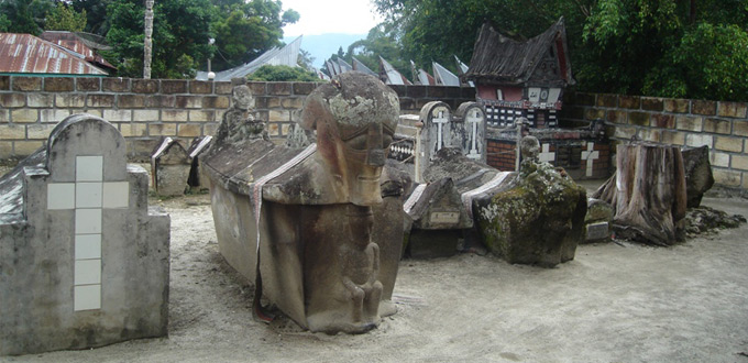 Raja-Sidabutar-stone-grave-sumatra-utara