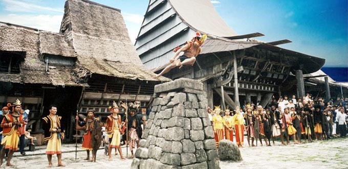 Bawamataluo-Nias-North-Sumatra