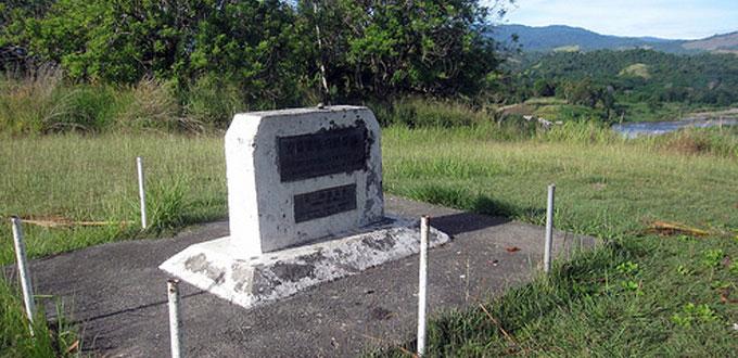 japanese-monument-papua
