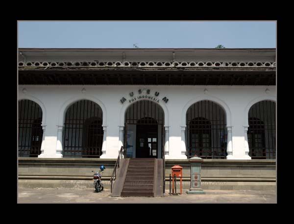 MUSEUM POS INDONESIA BANDUNG copyrights Eki Akhwan