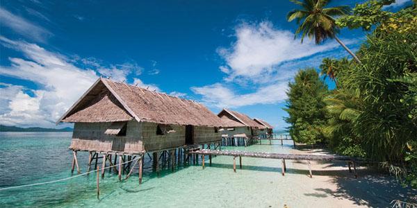 Snorkeling in kri island raja ampat regency - Dive resort raja ampat ...