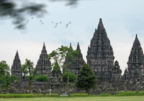 Prambanan Temple Tourism